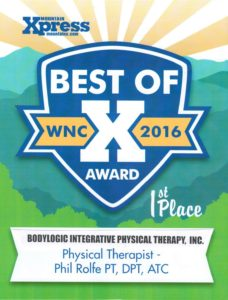 Mountain Express Best of WNC 1st Place